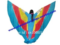 silk wings  free shipping , belly dane wings, isis wings , silk wings , hot selling wings