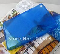 5pcs/lot Free shipping New S-line TPU Gel Case Protector for Apple minipad