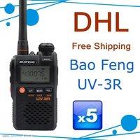 2W UHF VHF Dual Band radio BAOFENG UV-3R