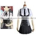 Inu Boku Secret Service Roromiya Karuta Dress Cosplay Costume