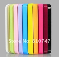 Free shipping 20pcs/lot candy cases for iphone4 4s bags protection cover wholesale