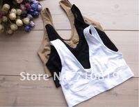 Hot sales!Free Shipping 3pcs/set Genuine Ahh Bra As Seen On TV Rhonda Shear Seamless belvia bra without color box