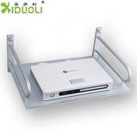 Wholesale Hot selling XIDUOLI Wall Mount DVD Aluminum Shelf Set-top Boxes XDL-1422 home decration