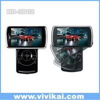 Cheap 3D camera with 8 MP and 3.2 inch LCD,free shipping