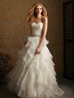 Свадебное платье 2012 Newest Design! Fashion Five Layers High-end Bride Princess Wedding Dress