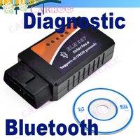 5pcs/Lot Bluetooth ELM327 V1.5 Car Diagnostic Inspection Interface Scanner for VW&AUDI 1739