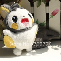 Lot /6pcs Newest POKEMON #587 Emolga Plush Doll Toy Figure Collectible Free RARE 4""