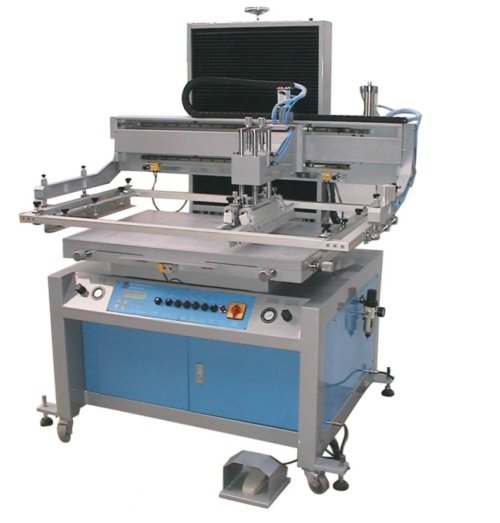Pneumatic Flat Screen Printer(China (Mainland))