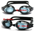 free shipping jiejia UV Detachable Anti Fog shortsighted Swim Goggles Myopia glasses -2.0 to -9.0 to choose