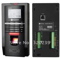 Fingerprint access control system LCD light Standalone Biometric Fingerprint Time attendance