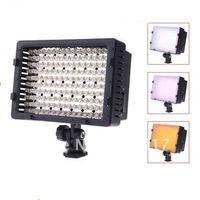 Free Shipping New Sale 1Pcs Pro CN-160 Camera LED Video light  Photo Light LED Lamp Studio Lighting Comer Lights for Canon Nikon