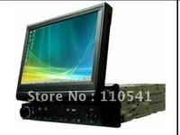 Full motorized 7'' indash  monitor Free shipping