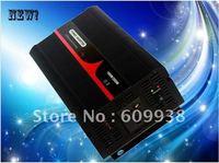 1000W Pure Sine Wave Power Inverter Solar dc 12v to ac 220v