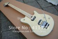 Wholesale and Retail EVH Wolfgang Edward Van Halen guitar cream yellow