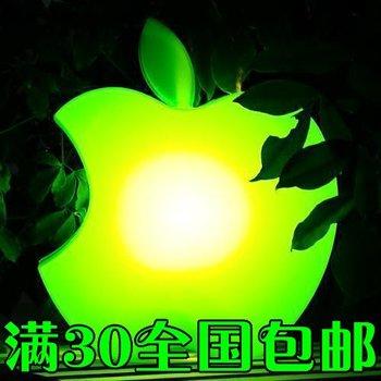 fashion! hot! Green Apple table creative night  led  lamp,CHRISTMAS HALLOWEEN VALENTINE'S wedding gift