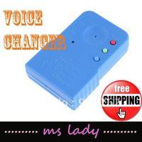 Wireless Mini 8 Multi Voice Changer Microphone 3pcs/lot HK airmail free shipping