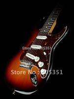 Custom Shop beautiful electric Guitar 3TS in stock