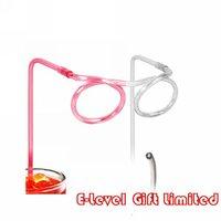 1000 sets/lot ! Free Shipping Amazing Silly Straw Glasses Plastic Tubing Drinking Eyeglasses, Fun Tube Eyeglasses Frame Pipe Set