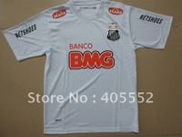 free shipping 2012/2013 santos home soccer jerseys,soccer unifrom,thailand quality