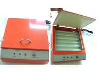 Mini polymer plate exposure machine