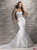 New Mermaid Princess Designer Wedding Dresses Bridal Gown High Quality