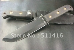10PCS\LOT OEM AMERICAN WEB WARRIOR FIXED BLADE KNFIE DREAM0535 EXPRESS SHIPPING(China (Mainland))
