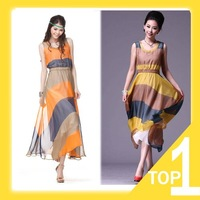 Holiday Sale /Drop shipping Europe Style Fashion Women's Dress Y3648