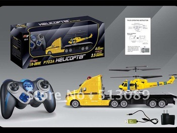 helicopter radio control,freeshipping,Buy helicopter send 4CH remote control truck.helicopter with light