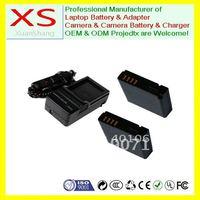2x Battery + Charger for Panasonic DMC-LX5GK DMW-BCJ13E DMW-BCJ13 DMW-BCJ13GK + Decode