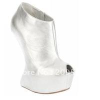 2012 dress leather high heels fashion lady's shoes platform shoes kvoll high heel pumps open toe