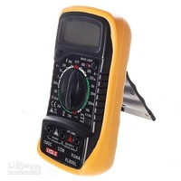 Digital Pocket DC/AC Multimeter Tester Measurer XL830L