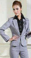 Женский костюм с юбкой shippping! 2012 Four seasons fashion OLslim elegant career female bust skirt suits for women