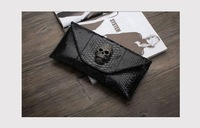 Wallet 2013 Women's wallet Evening Bag  free shipping