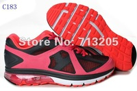 Free Shipping 2012, the latest half of air cushion Women's Running sport shoes C183 Size:36-39 Hot sell mix order
