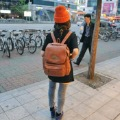 Promotion! Japanese/South Korean Fashion Canvas  Backpack,  Handbag, Schoolbag FREE SHIPPING