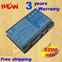 NEW Laptop Battery for Acer Extensa 5210 5220 5230 5420 5610 5620 5620Z 5630 5630G 7220 7620 7620G TM00741 TM00742 TM00751