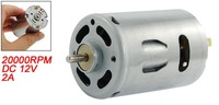 DC 12V 20000RPM 2A Electric Motor RS-540SH
