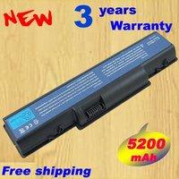 5200mAh 6CELL  Laptop Battery for ACER Aspire 4930G Aspire 4935 Aspire 5236 Aspire 5335 Aspire 5735Z Aspire 5738
