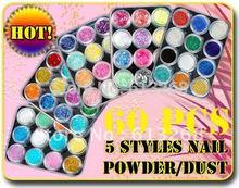 wholesale nail glitter dust