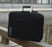 "Promotion!Free Shipping,New arrive Aluminum handel notebook bag (12""/13""/14"")"