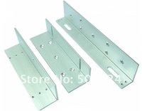 Free shipping ,ZL door bracket, suitable for 280kg(600lbs) magnetic lock, model: 280ZL