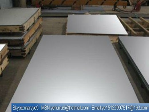 317 Cold rolled stainless steel sheet(China (Mainland))