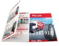 A4 Brochures, A4 Flyers, Brochures Printing, Tri Fold, 157gsm, Full Color, 2000pcs/lot