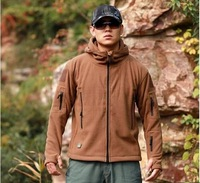 Free shipping  2012 autumn men and outdoor fashion leisure prevent cold catch flocking fabric coffee coat jackets