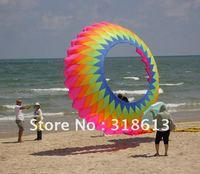 diameter 5m  colorful ring kite