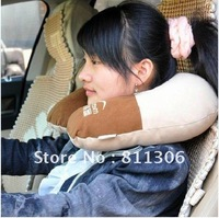 free shipping comfortable pillow, protect neck pillow, car  pillow,U style