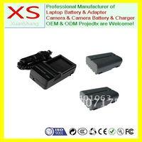 2x Battery+Charger for JVC BN-V408 BN-V408H BN-V408U BN-V408US