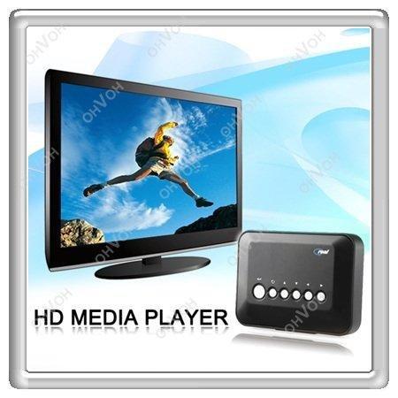 S5H HD TV Digital Media Player For RMVB MP4 AVI MPEG Divx in HDD SD MMC Card USB(China (Mainland))