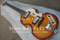 4 String Viola bass Vintage Sunburst electric bass guitar