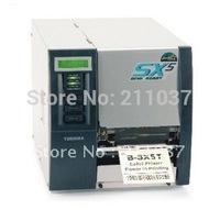 Toshiba /TOSHIBA B-SX5T bar code printer industrial label tag label printer